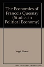 The economics of Franc?ois Quesnay