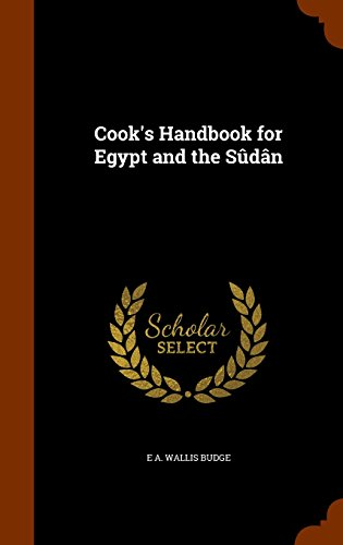 Cook's Handbook for Egypt and the Sûdân