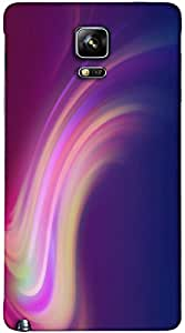 Timpax protective Armor Hard Bumper Back Case Cover. Multicolor printed on 3 Dimensional case with latest & finest graphic design art. Compatible with Samsung Galaxy Note 4 Design No : TDZ-24598