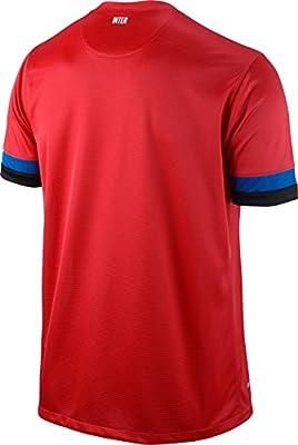 Nike Inter Milan Away 2012-2013 Jersey (Red)