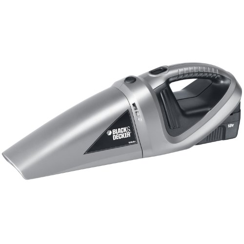 Black & Decker Black and Decker SPV1800 18V Cordless Hand Vac at Sears.com