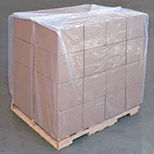 New Large Clear 2 Mil Poly Plastic Cover Great For Desks Chairs Recliners
