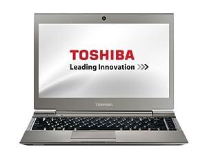 Toshiba Satellite Z930-16W 33,8 cm (13,3 Zoll) Ultrabook (Intel Core i7 3687U, 2,1GHz, 6GB RAM, 256GB SSD, Intel HD 4000, Win 8) silber
