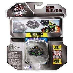 Bakugan Gundalian Invaders - Battle Gear - VICER