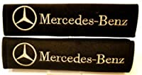 Mercedes Benz Seat Belt Cover Shoulder Pad one pair by AA