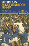 Rothman's Rugby Year Book 1986-87 (0356123618) by Jones, Stephen