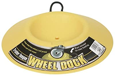 Camco 44632 RV Wheel Dock by Camco