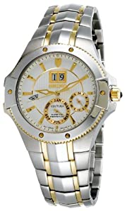 Seiko Men's SNP008 Coutura Kinetic Perpetual Watch