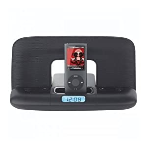 Memorex Travel Speaker System for iPod with carrying case