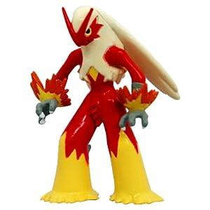 """Blaziken [MC-027] - Pokemon Monster Collection ~2"""" Figure (Japanese"""