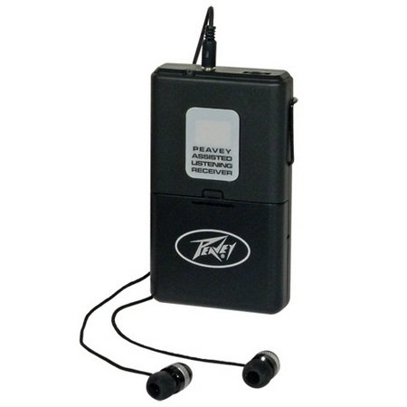 Peavey ALSR 72.1 Mhz Assisted Listening Receiver