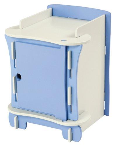 Kidsaw Kinder Bedside (Blue)