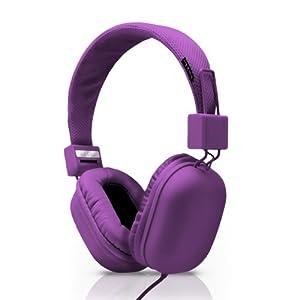 Nicole Miller Headphone - Thread - Byzantium (HP6402-PU)