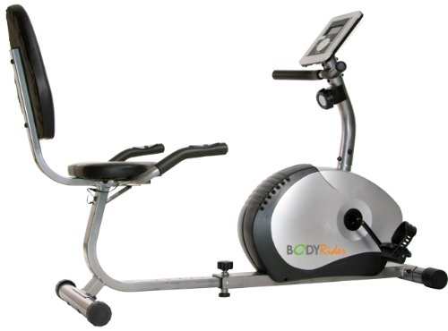 Body Champ BRB1270 Magnetic Recumbent Bike