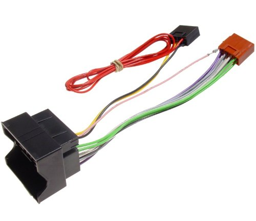 ISO Adapter Kabel VW 2003-/ Skoda Octavia Stream Radio, 04-