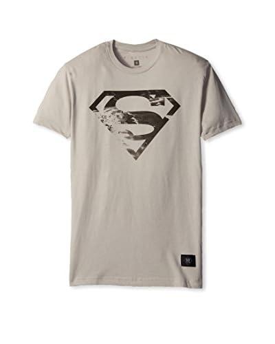 Kinetix Men's Superman Beach Crew Neck T-Shirt