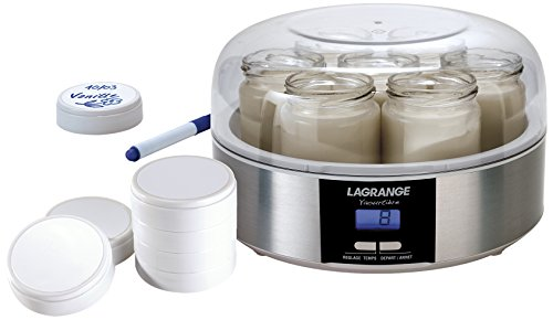 Lagrange 439101 Yaourtière 7 pots