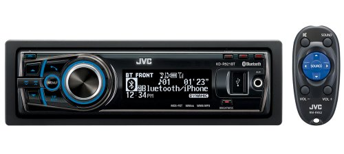 JVC KD-R921BT Bluetooth Handsfree Car Stereo