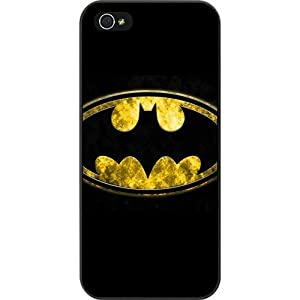 DC Comics Distressed Emblems Hard Case for iPhone 5 & 5s - Batman iPhone 5 & 5s Case at Gotham City Store