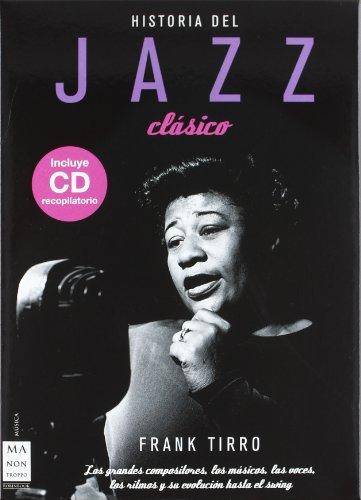 Historia del jazz. Estuche 2 volúmenes tela: Los grandes compositores, los músicos, las voces, los ritmos, todo incluido en dos volumentes.