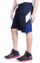 Repugn's Velouté z3 Sports Shorts (Navy, Medium)