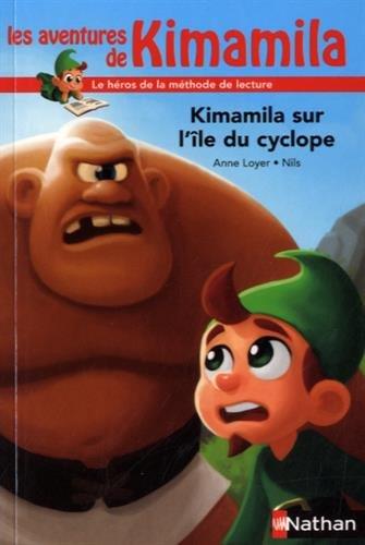 Les aventures de Kimamila (14) : Kimamila sur l'île du cyclope