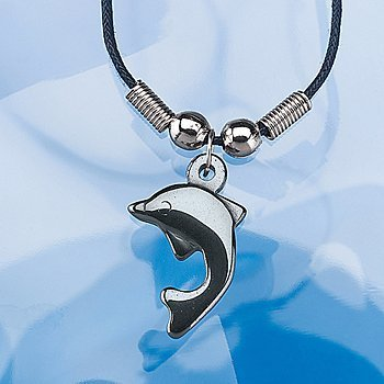 12 Dolphin Necklaces