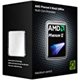 AMD Phenom II X4 Quad 955 Core 3.2GHz Processor 4 x 512 KB Boxed - Black Edition
