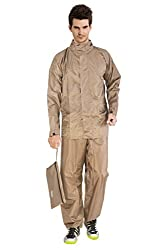 Duckback Mens Rain Suit (Large)