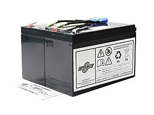【バッテリーストア.comオリジナル】 【完全互換品】 Smart UPS700(SU700J)用バッテリーキット RBC5J-S(RBC5J互換) 【大容量タイプ】