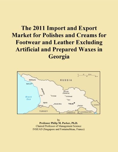 The 2011 Import and Export Market for Polishes and Creams for Footwear and Leather Excluding Artificial and Prepared Waxes in Georgia