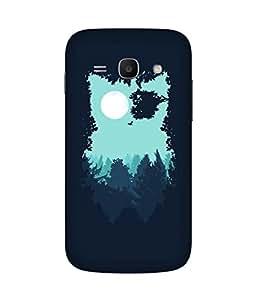 Owl-1 Samsung Galaxy Ace 3 Case