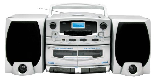 Supersonic SC-2020U Micro Hi-Fi CD Player System