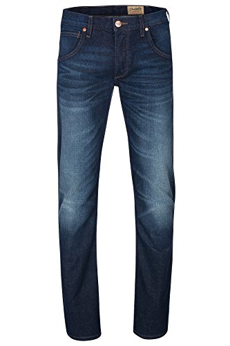 Wrangler Spencer The Slim L'Uomo Jeans blu W184-K5 TK5, Size:W29/L34