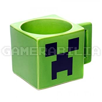Minecraft - Creeper Mug