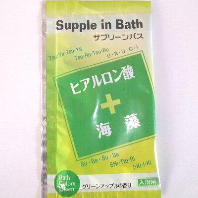 扶桑 サプリーンバス ヒアルロン酸+海藻 25g