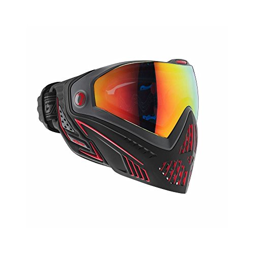 DYE i5 Paintball Goggle - Fire (Lens For Dye I4 compare prices)