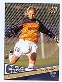 Hope Solo trading card (USA Womens World Cup Soccer Goalie) 2010 Upper Deck #14 Washington University