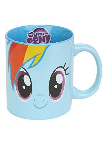 My Little Pony Rainbow Dash ceramica tazza