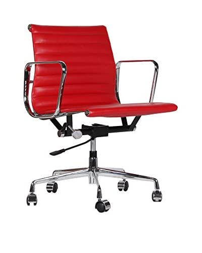 LO+DEMODA Silla De Oficina Lines Premium Leather