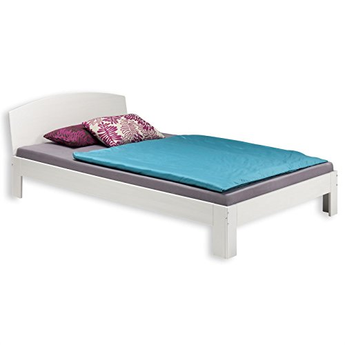 Holzbett-Einzelbett-Bett-TIM-Kiefer-massiv-weiss-lackiert-90-x-200-cm-B-x-L