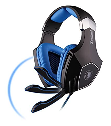 Sades Spellond USB Gaming Headset