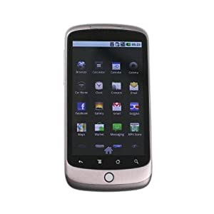 Google Nexus One Unlocked Phone with Android--U.S. Warranty (Brown)