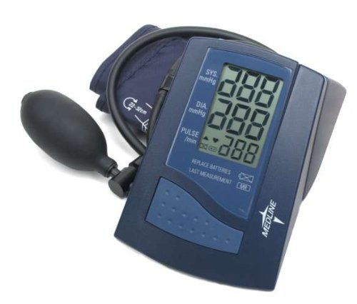 Cheap Medline Digital Blood Pressure Units – Model MDS2002 (B000K6SLLE)