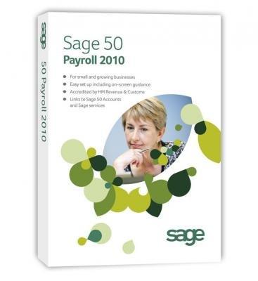 Sage Software 50 Payroll 2010