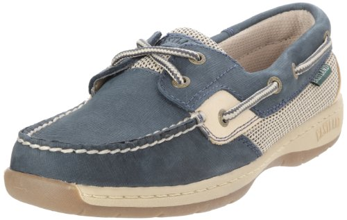 Eastland Women's Solstice Loafer,Blue,7.5 M US