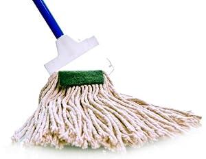 Lola 2111 Scuff Remover Cotton Wet Mop Refill