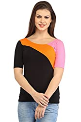 Cation Women Black Top