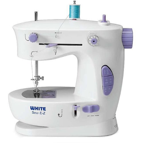 small portable sewing machine