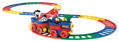 TOLO Deluxe Train Set
